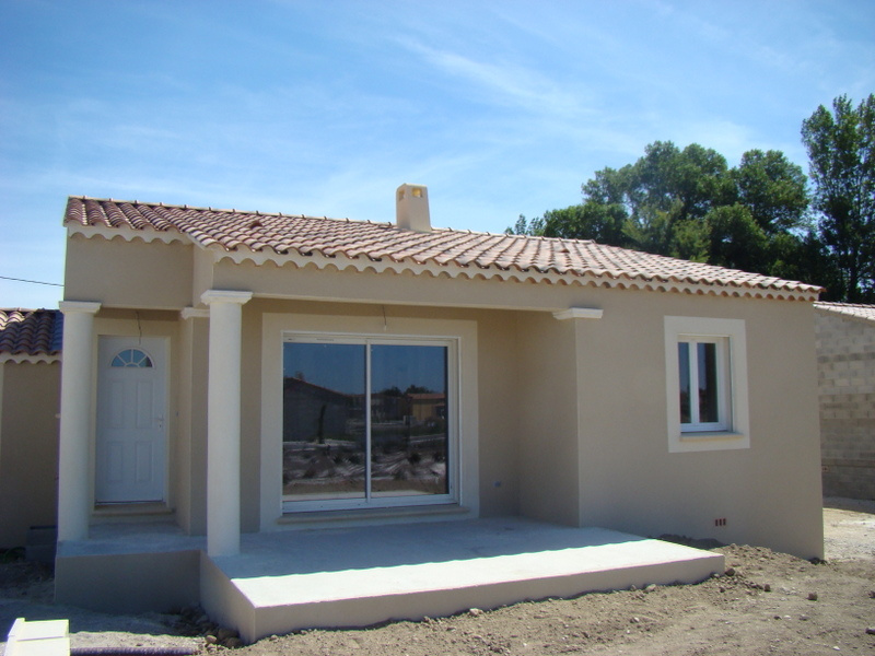 Vente maison/villa 4 pièces bedarrides 84370